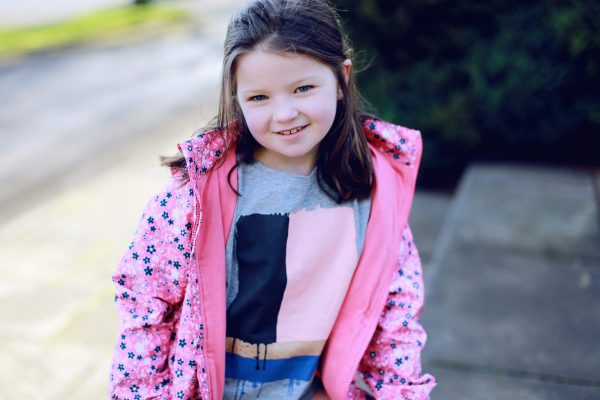 fashion photography by agatha kisiel northern ireland for koo koo children's clothing