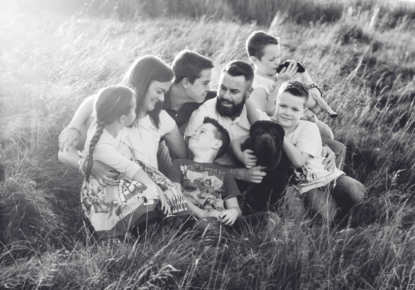 family photography by agatha kisiel northern ireland