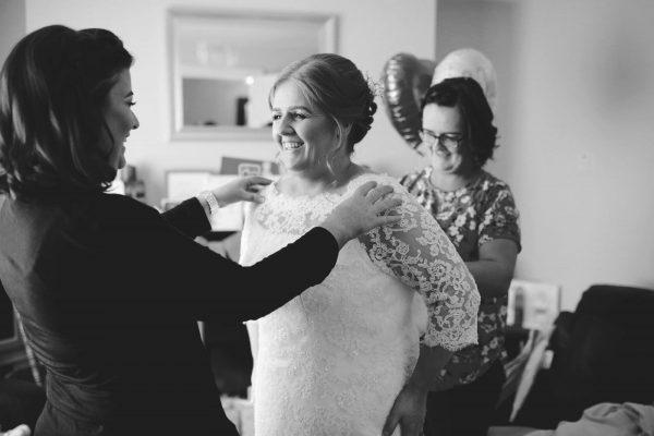 wedding photography by agatha kisiel photography northern ireland
