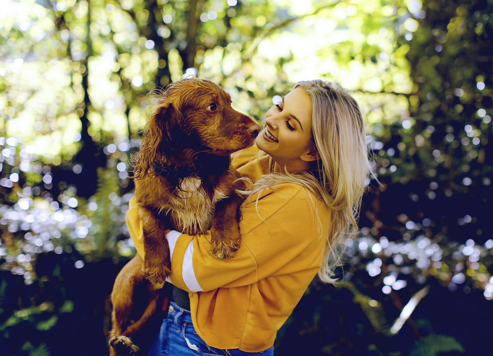 Pet photo shoot Northern Ireland
