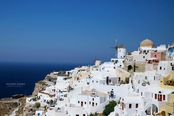 Travel Photography Santorini Greece