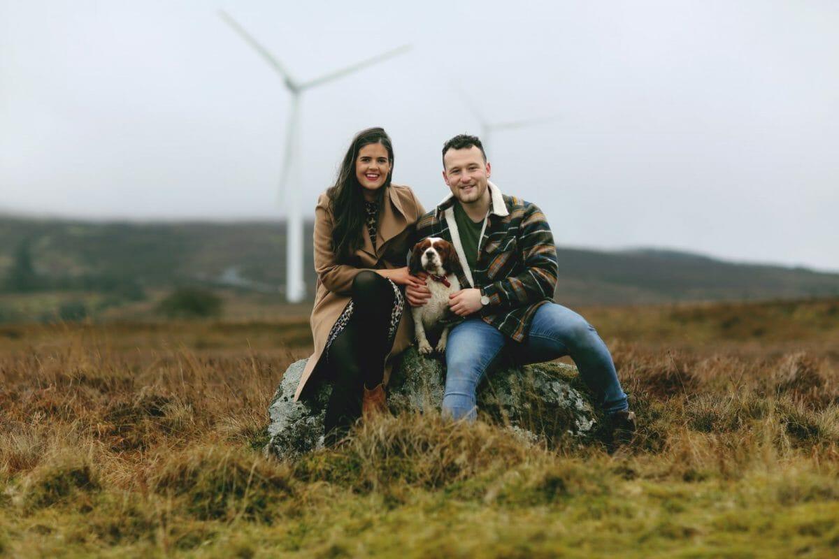 Couples photoshoot northern ireland