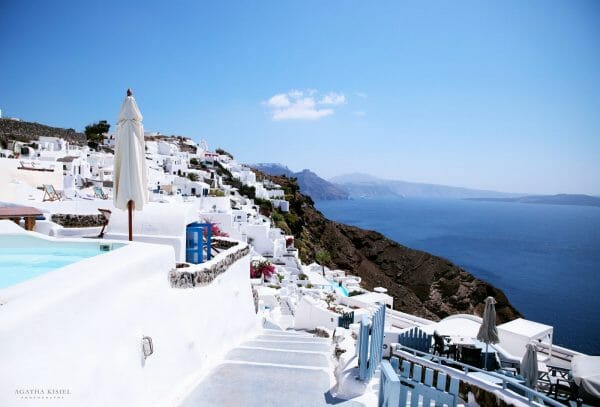 Santorini Greece Oia Travel Photography