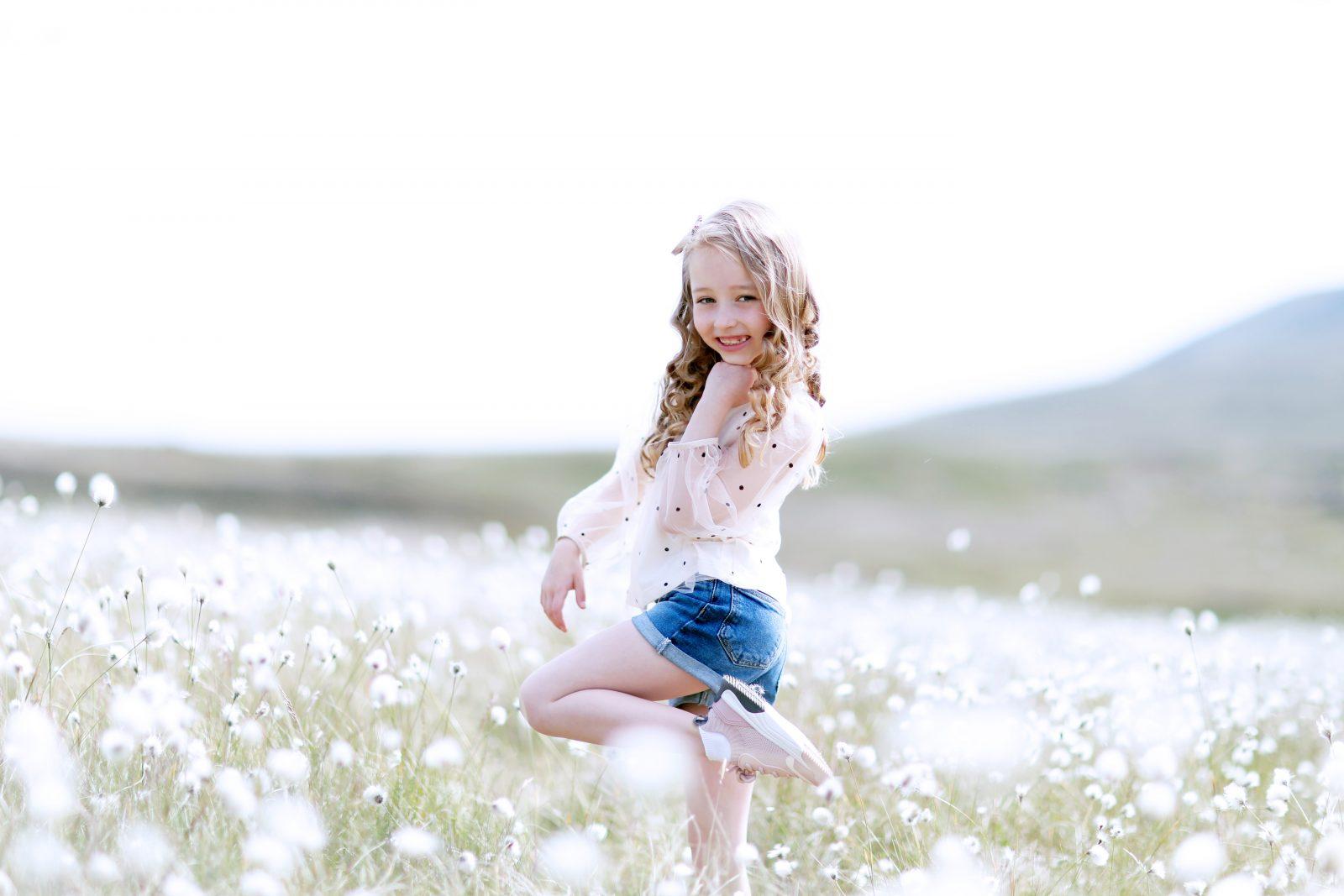 child portrait noorthern ireland
