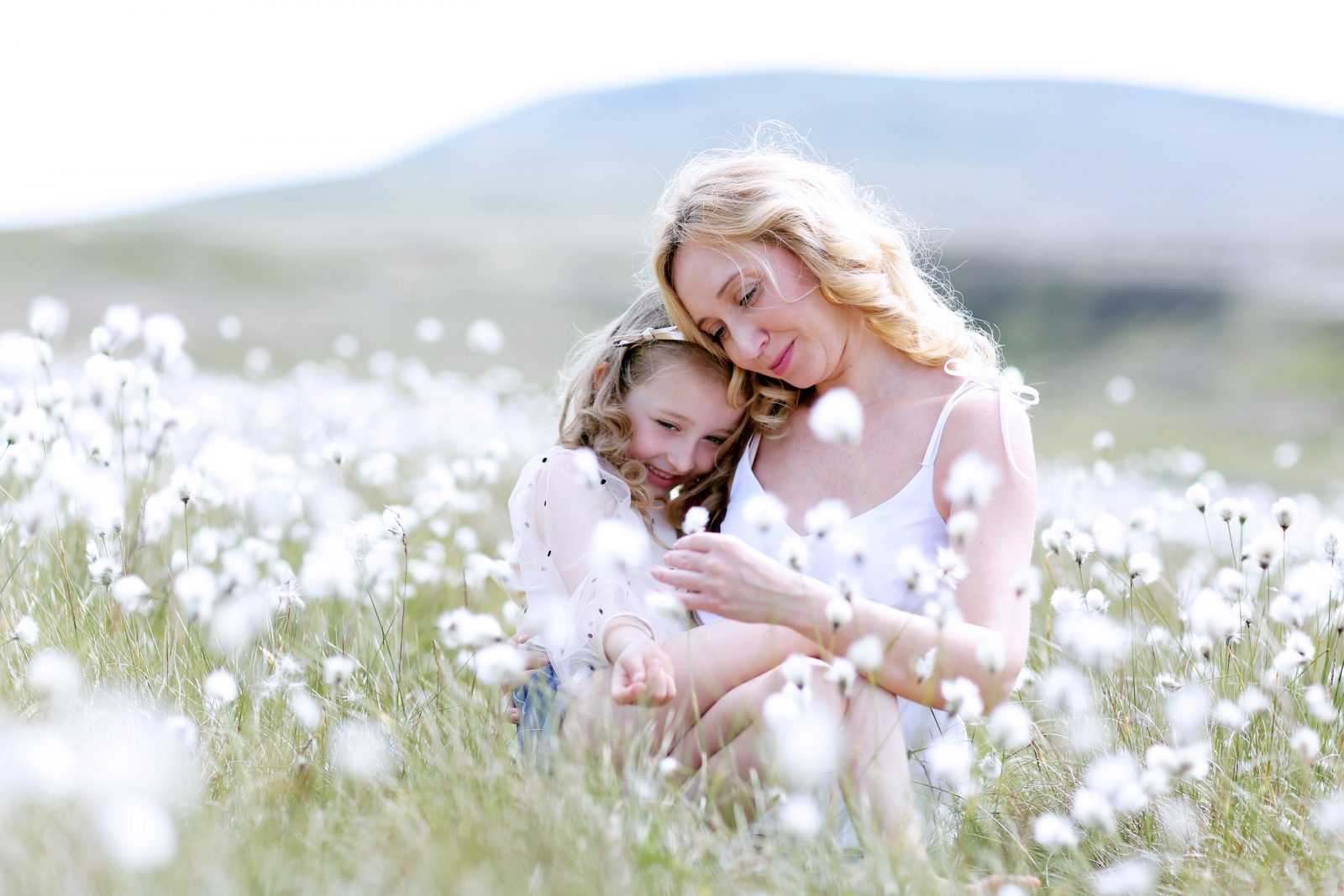 mother and daughter photoshoot northern ireland
